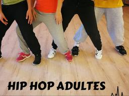 Hip Hop Adultes  >> Diversió i aprenentatge !