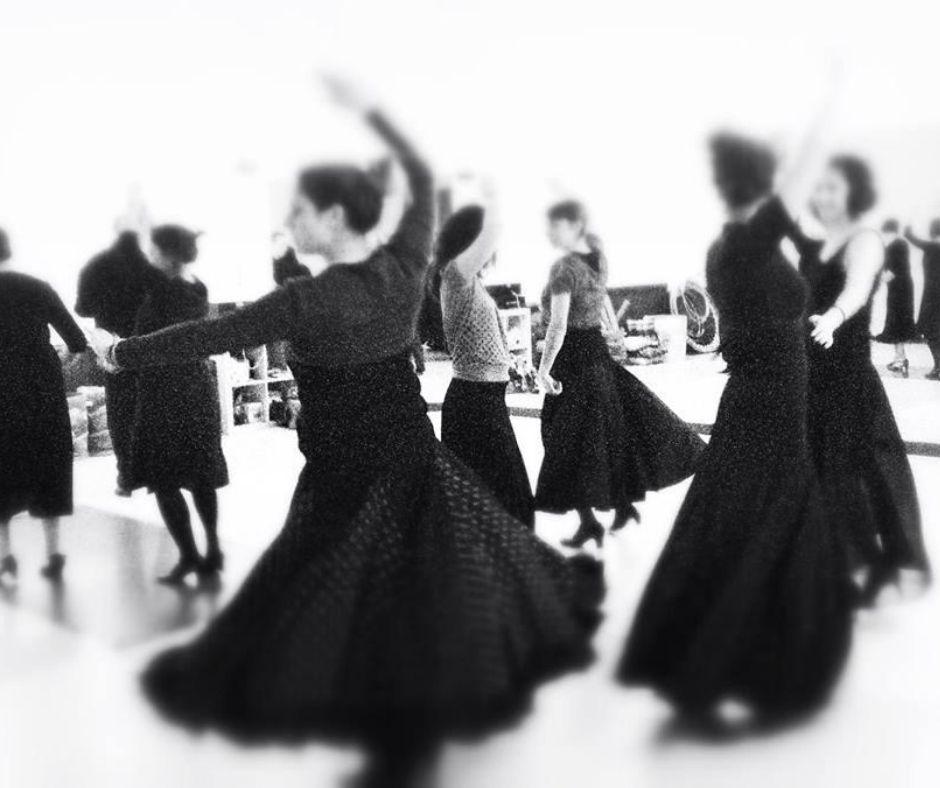 El flamenc, pura passió pel ritme.