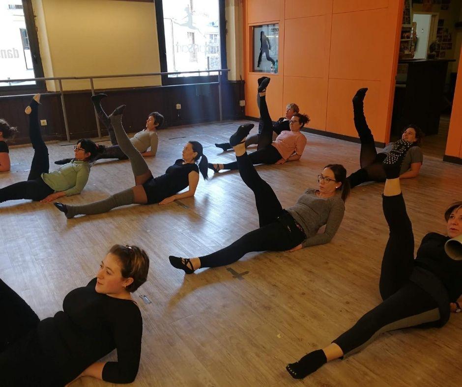 Aquest curs: atreveix-te a ballar!