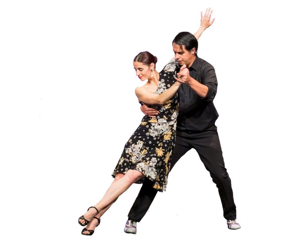 Balla amb sentiment, balla TANGO.
